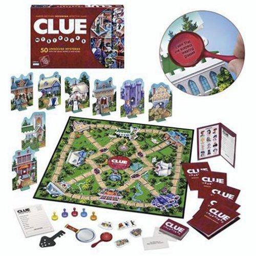 The Board Game Clue Instructions Failoobmennikedge