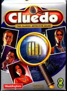 Cluedo Amp Clue Boardgames