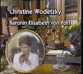 Baronin Von Porz